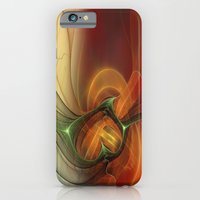 iPhone & iPod Case featuring Sunset abstract by Digital-Art
