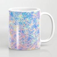 Watercolor Paisley Mug