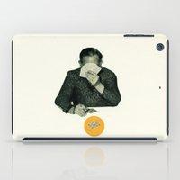 Poker Face iPad Case