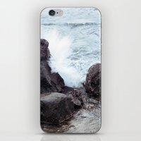 Come Crashing Down  iPhone & iPod Skin