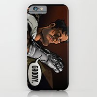 iPhone & iPod Case featuring Groovy by BinaryGod.com