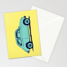 Fiat 500 Stationery Cards