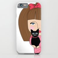 Mss Cat iPhone 6 Slim Case