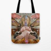 Animal magic Tote Bag
