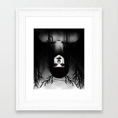 Umbra Caligo Framed Art Print