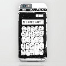 Kawaii Calculator iPhone 6 Slim Case