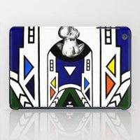 NDEBELE iPad Case