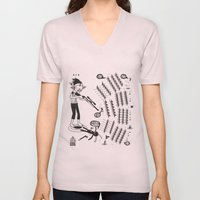 SORRY I MUST RUN - ULTIMATE WEAPON ARROW [FINAL ROUND] Unisex V-Neck