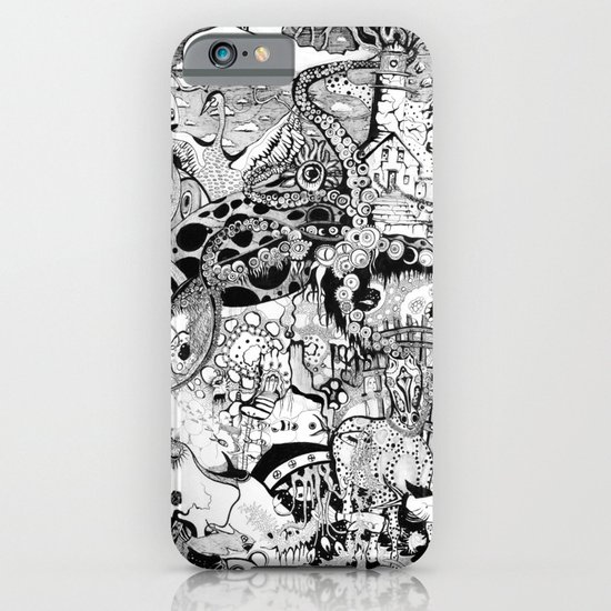 Destroyer iPhone & iPod Case