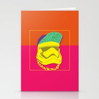 Fresh Trooper Stationery Cards
