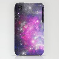iPhone 3Gs & iPhone 3G Cases featuring Universe by haroulita