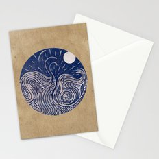Comes and Goes  Stationery Cards
