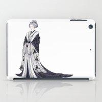 Yuki Onna iPad Case
