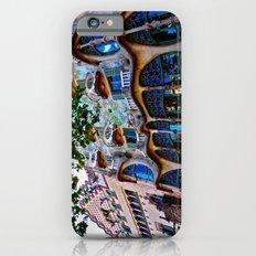 Casa Batllo: Barcelona, Spain iPhone 6 Slim Case