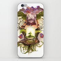The Genesis iPhone & iPod Skin