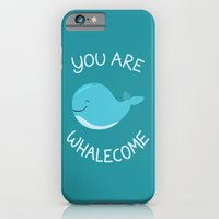 Whale, Thank You! iPhone 6 Slim Case