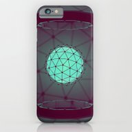 iPhone & iPod Case featuring Orb [Style Frame] by Timothy J. Reynolds