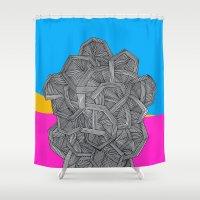 - marseille - Shower Curtain