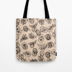 Suits Tote Bag