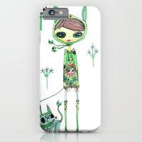 punk gree iPhone 6 Slim Case