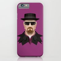 iPhone & iPod Case featuring Breaking Bad - Heisenberg by Mr. Peruca
