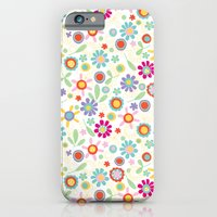 iPhone & iPod Case featuring fresh flowers by Jill Howarth