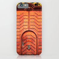 Doors of Prague, No. 4 iPhone 6 Slim Case