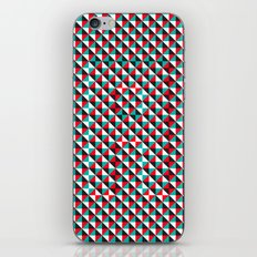 Typoptical Illusion A no.4 iPhone & iPod Skin