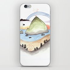 Haystack Rock iPhone & iPod Skin