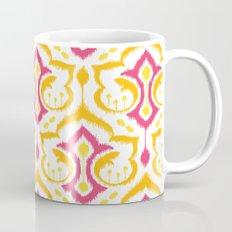 Ikat Damask - Berry Brights Mug