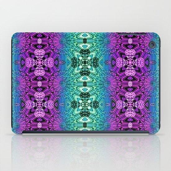 Meditative Garden iPad Case