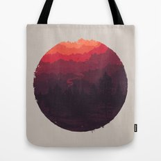 Chimney Tote Bag