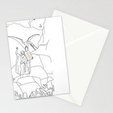 Jesus, Etc. III (Alt) Stationery Cards