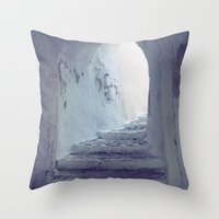 Light At The End Of The … Throw Pillow