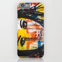 The unseen emotions of her innocence iPhone 6 Slim Case