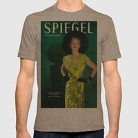 1951 Spring/Summer Catal… Mens Fitted Tee Tri-Coffee SMALL