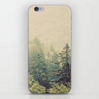 Smoky Mountains iPhone & iPod Skin