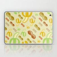 Banana & Peanut Butter Laptop & iPad Skin