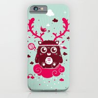 iPhone & iPod Case featuring Hugh! by MKT4