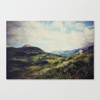 Mountain Spirit Canvas Print