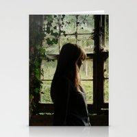 VACANCY - Beneath A Cano… Stationery Cards