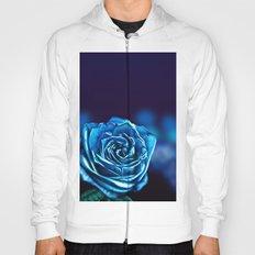 Blue Rose Hoody
