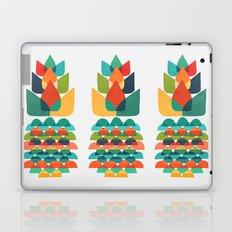 Colorful Whimsical Ananas Laptop & iPad Skin