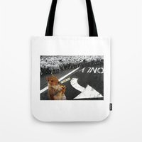 You Don't Have To Follow… Tote Bag