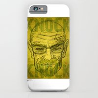 iPhone & iPod Case featuring Breaking Bad by Robert C. Kraft