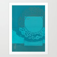 Hang Ten Art Print