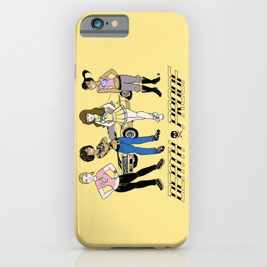 Sat. Morning Death Proof iPhone & iPod Case