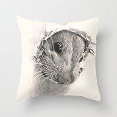 Pickaboo! Throw Pillow