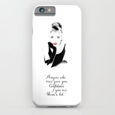 Breakfast at Tiffany's iPhone 6 Slim Case