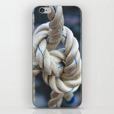 Knot iPhone & iPod Skin